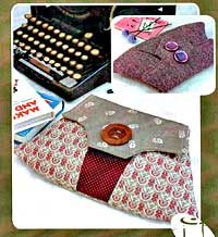 Home Guard Clutch Bags Pattern *