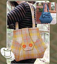 Kitchen Garden Bags Pattern *