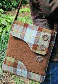 Melford Messenger Bag Pattern *