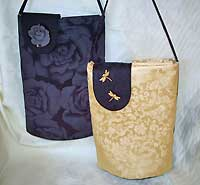The Black Magic Bag Pattern