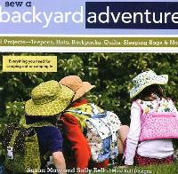 Sew A Backyard Adventure Book *