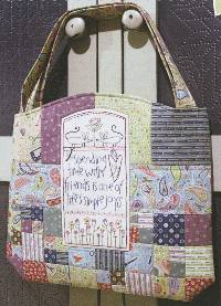 Sunshiny Day Bag Pattern