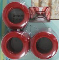Medium Grommets in Red