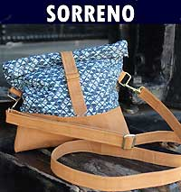 Sorreno Easy Crossbody Purse Pattern