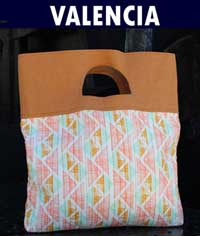 Valencia Easy Quilted Handbag Pattern