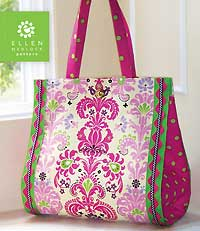 The Bon Vivant Bag Pattern
