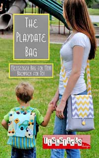 The Playdate Bag Pattern by FishSticks