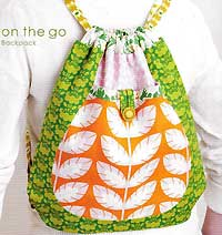On The Go Backpack Pattern *