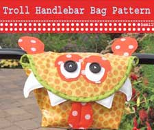 Troll Handlebar Bag Pattern *