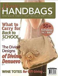 Haute Handbags Magazine Autumn 2012