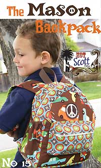 The Mason Backpack Pattern *