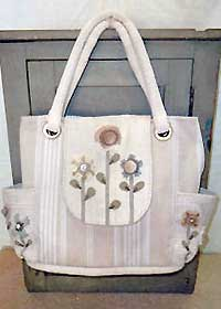Flower Patch Bag Pattern *