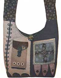 Split Purse-onality Purse Pattern *