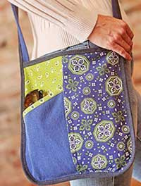 Creative Crossbody Bag Pattern *
