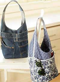 Chic Bucket Bag Pattern *