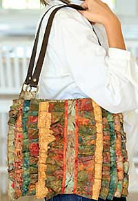 Ruffled Revival Bag Pattern