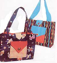 Tailored Tote Pattern