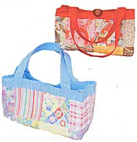 The Charmer Tote Pattern