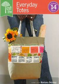 Everyday Totes Pattern Booklet