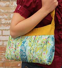 Gathered Sling Bag Pattern *