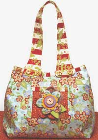Lottie Dot Bag Pattern *