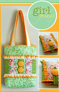 Girl Friday Bag Pattern