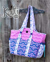 Get Outta Town Bag Pattern