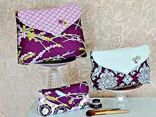 Kathleen Collection Clutch Bag Patterns *