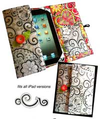Hip iPAD Cover Pattern