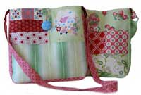 Patchy Pouch Pattern