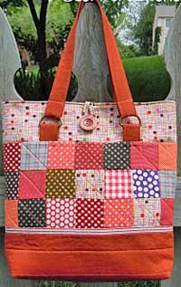 Oak Park Bag Pattern