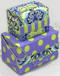 Gertie Gift Boxes Pattern *