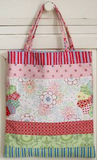 A Few of My Favourite Things Sewing Bag Pattern