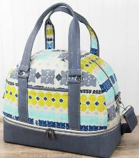 Townsend Travel Bag Pattern *