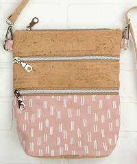 Myrna Enlarged Zippy Crossbody Bag Pattern