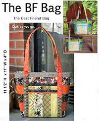 The BF Bag Pattern by Marlous Designs