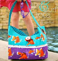 Sun & Surf Tote Pattern