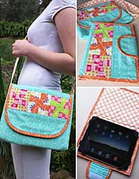 Chic Geek IPad Case and Bag Pattern