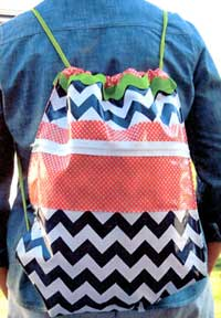 Cindy's Cinch Sac Pattern