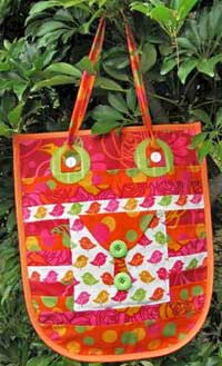 Fruit Tingle Handbag Pattern