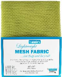 Lightweight MESH Fabric - Apple Green