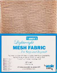 Lightweight MESH Fabric - Natural