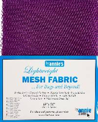 Lightweight Mesh Fabric - Tahiti