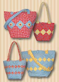 Jewel Tote Pattern