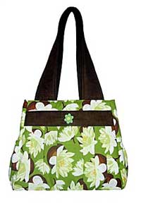 Traveling Purse-O-Nality Bag Pattern *
