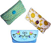 Purse-O-Nal Eyes It Eyeglass Case Pattern *
