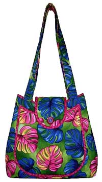 Purse-O-Nality Plus Purse Pattern *