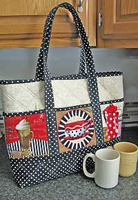 A Novel Approach Tote Pattern