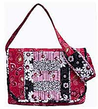 Monday Messenger Bag Pattern