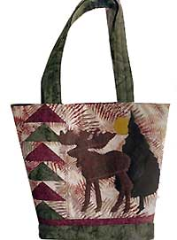 Northern Lights Trio Tote Pattern